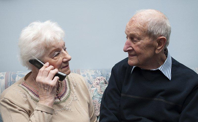 Senior Help At Home