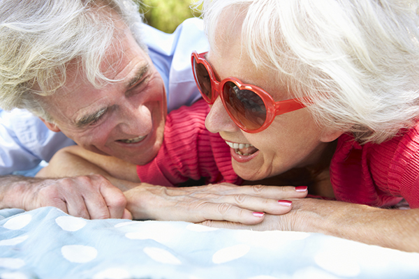 Senior couples can enjoy life to the fullest.